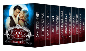 Blood Court boxed set
