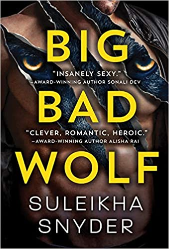 Big Bad Wolf by Suleikha Snyder