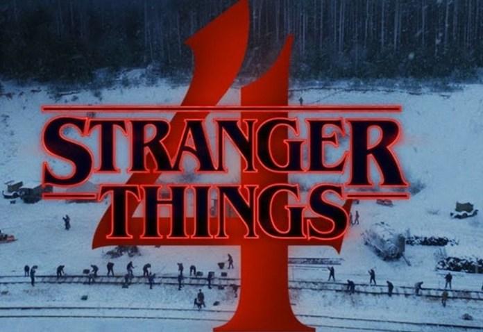 cinema, stranger things 4, netflix, first, trailer, series,