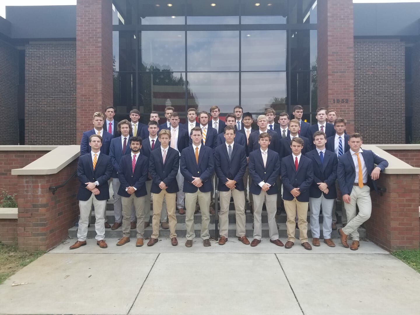 31 New members for Fall 2018