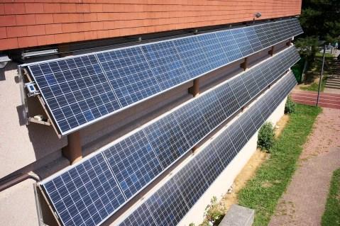 12.8 kW. Das P&D Projekt der TNC wurde vom BFE und vom Stromsparfond Zürich mit gefördert.