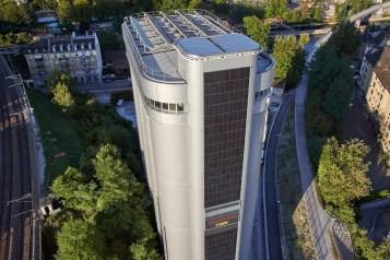 88.9 kWp Leistung. Planung und Engineering TNC für die Zürichsee Solarstrom AG (Eigentümerin)