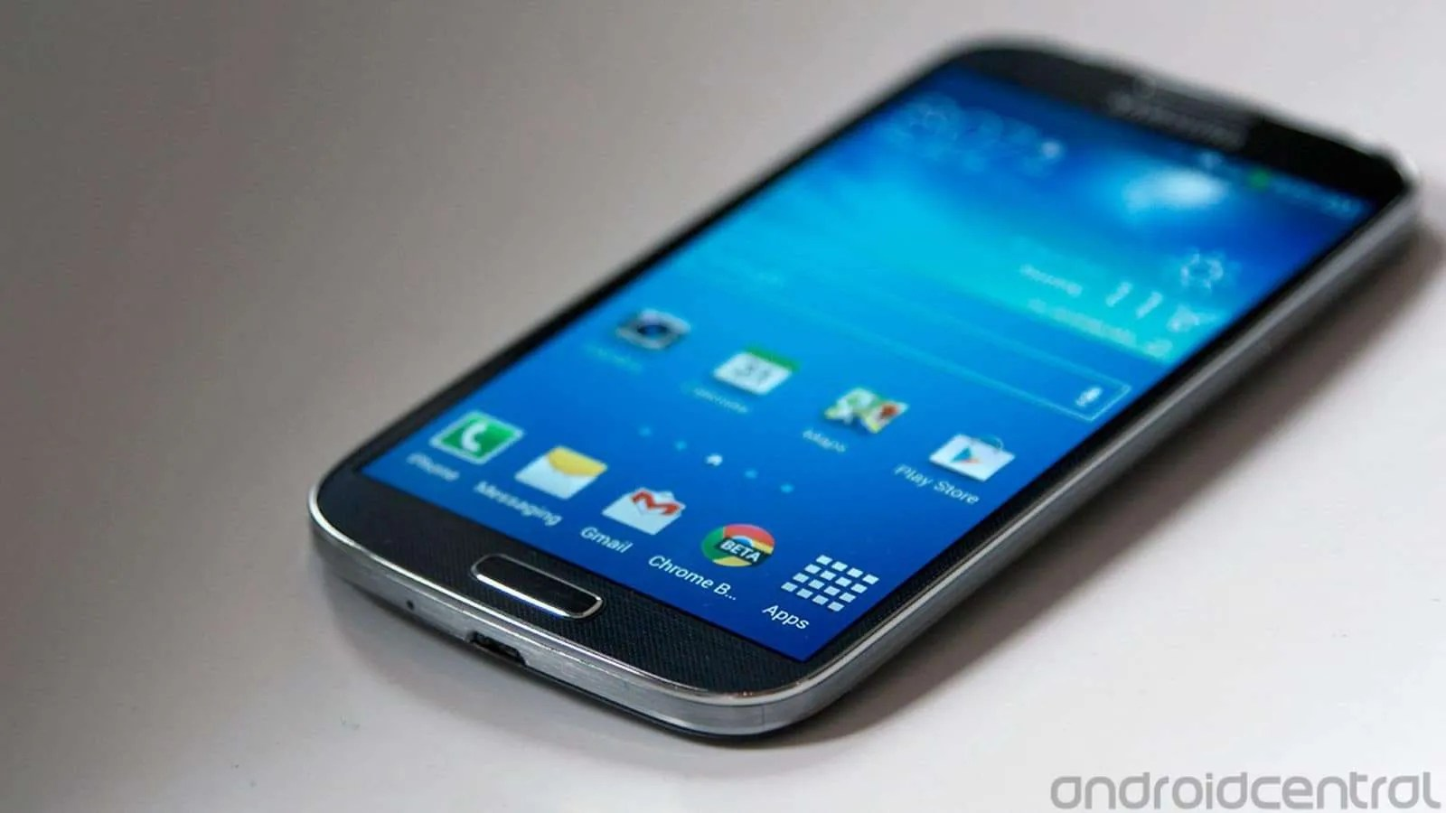 The Galaxy S4 fails the cool test