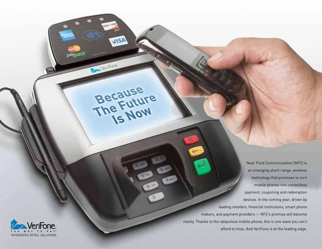 Are NFC payments dead?