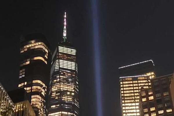 WTC on 9/10/21