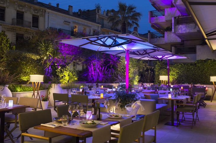 Hôtels Barrière à Cannes