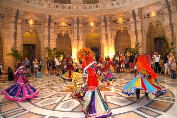 Inde Rajasthan Umaid Bhawan Palace Jodhpur