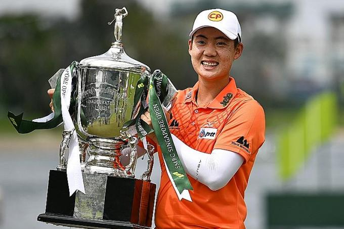 Jazz Calls The Tune With Record Breaking SMBC Open Win
