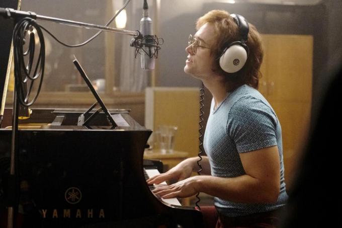 Elton John aimed for honesty in Rocketman: You can't leave ...