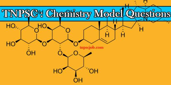 TNPSC Chemistry Model Question Paper with Answer Pdf
