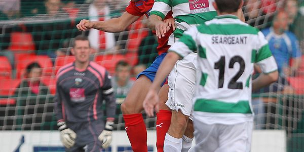 UEFA Champions League 2nd Qualifying round 1st leg