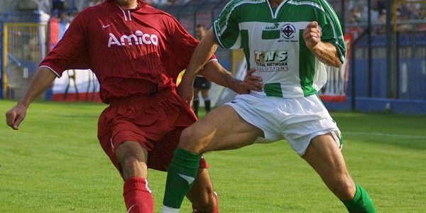 Amica Wronki v TNS Llansantffraid, UEFA Cup.