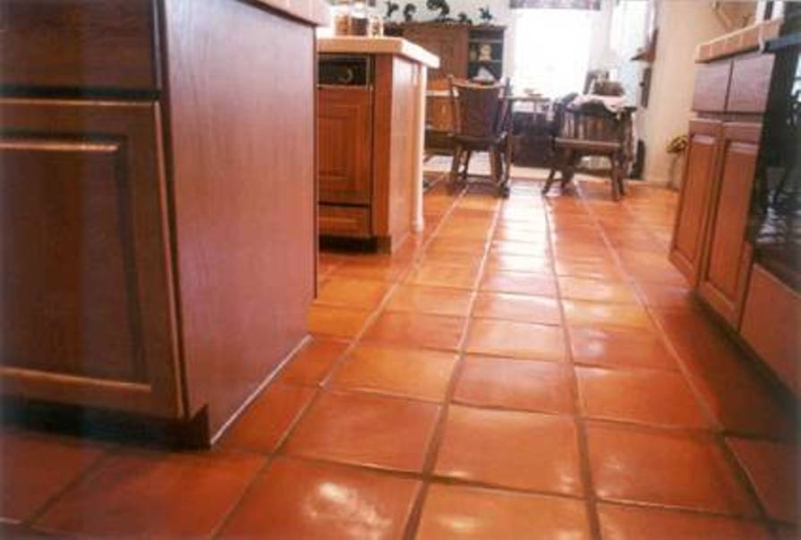 clay tiles pavers cleaning sealing