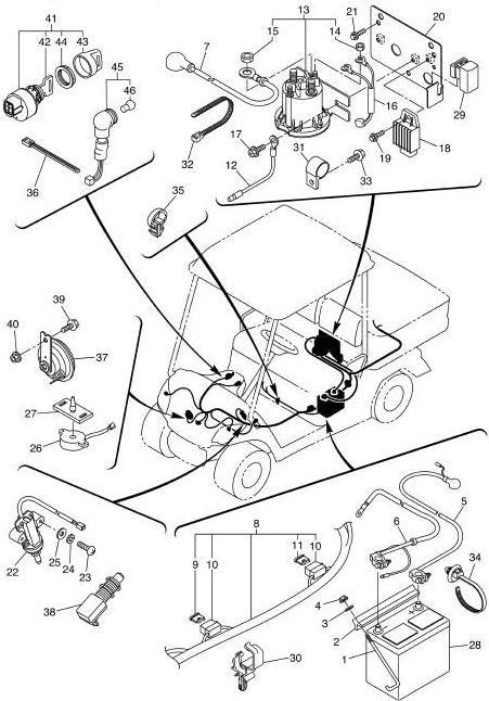 diagram yamaha g1 golf cart clutch diagram full version hd