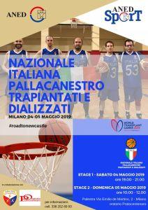 2° Raduno Nazionale Italiana Pallacanestro Dializzati e Trapiantati