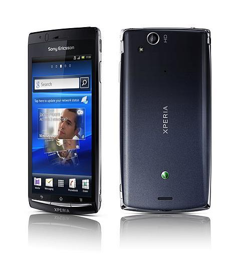 Sony Ericsson Xperia arc S (LT18i) Midnight Blue | TNTRADE.SK