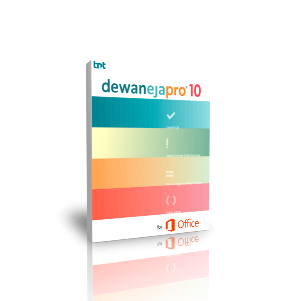Dewan Eja Pro for MS Office Box Shot