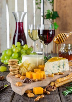 Food & Wine Pairing with Demonstration with Preston Gilmore
