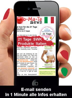 In Italien Stoffwechselkur Paket kaufen