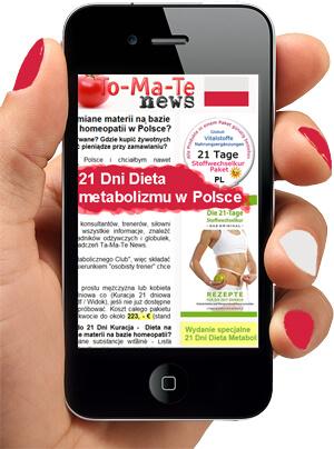 21 Dni Dieta na bazie homeopatii