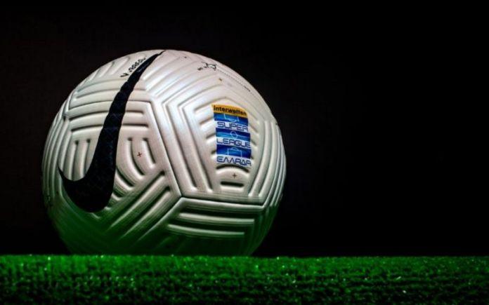 Αυτή είναι η νέα μπάλα της Super League για τη σεζόν 2020/21