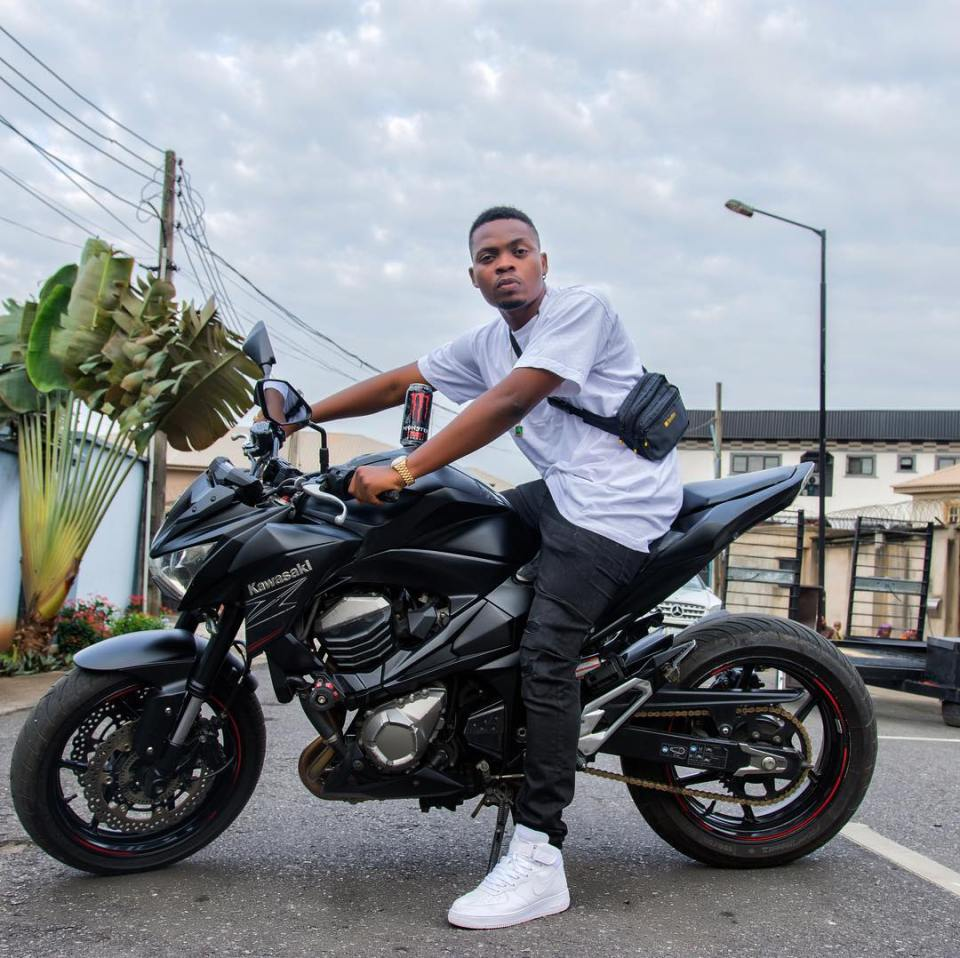 Olamide YBNL Boss Loses Mum On Son Birthday