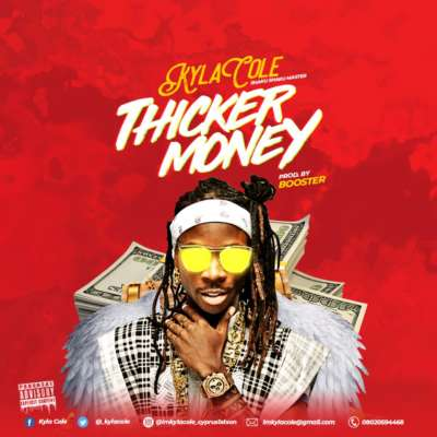 VIDEO & AUDIO : Kyla Cole – Thicker Money