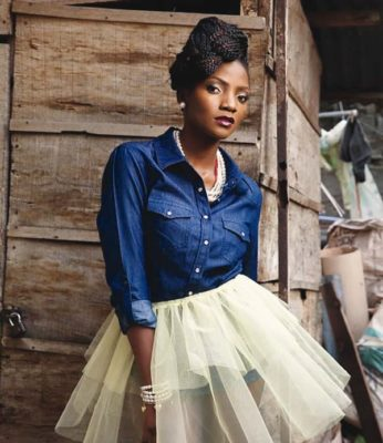 """You're Full Of Sh*t""-Simi Blasts Doubters Of Miss DSF In Taxify Driver Saga"