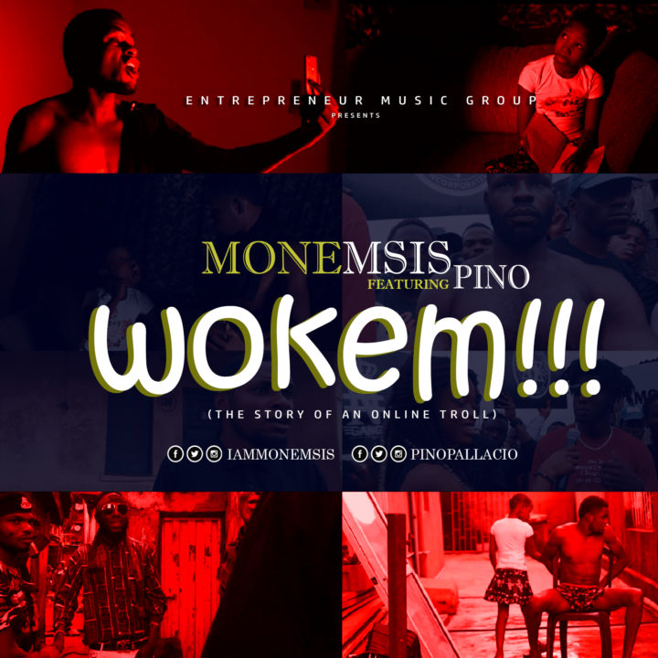 VIDEO: Monemsis ft. Pino – Wokem