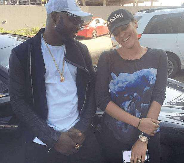 'Don't Evoke The Wrath Of Wizkid' – Fans Warn Harrysong About Relationship With Beautiful Tania Omotayo