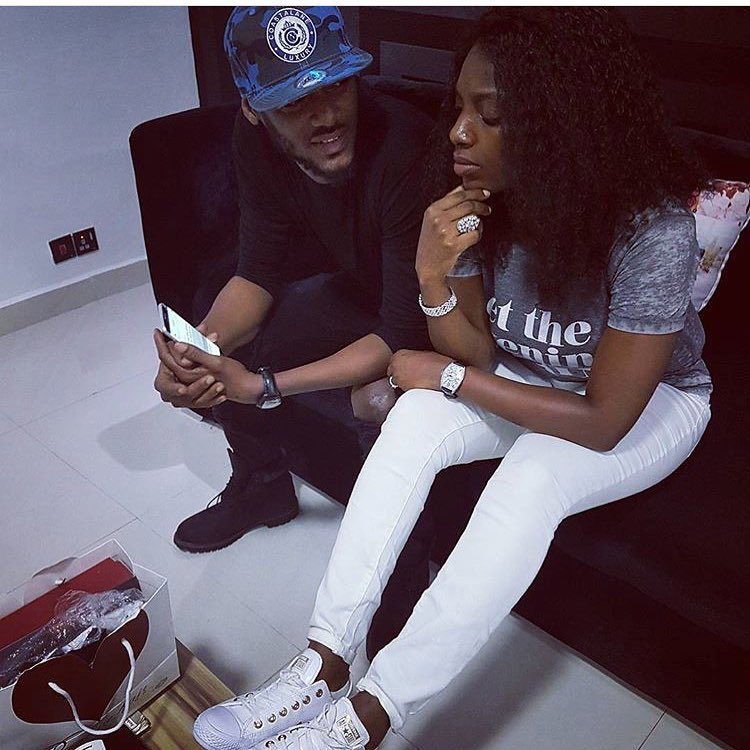 """""""I F*cked Him"""" – Instagram User Shades Annie Idibia Over Tubaba's Infidelity"""