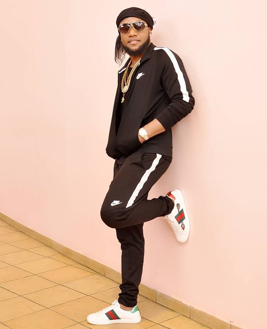 Kcee Proclaim New Single With Series of WET Photos
