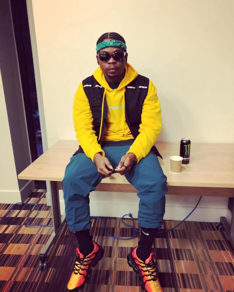 VIDEO TEASER : Olamide – Science Student
