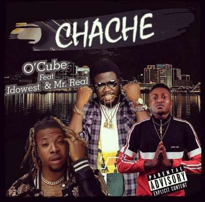 "O'Cube – ""Chache"" ft. Idowest & Mr Real"