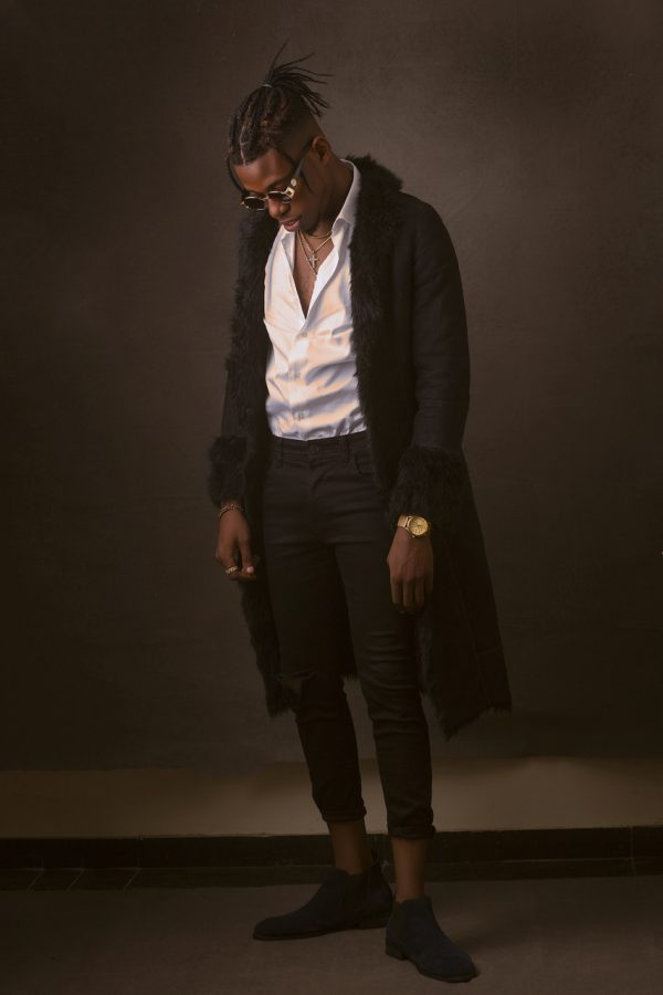 Timaya Announces The Signing Of King Perryy To DM Records