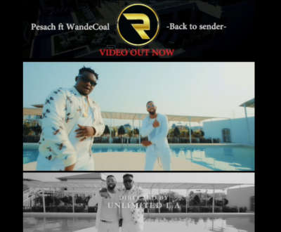 VIDEO: Pesach & Wande Coal – Back to Sender