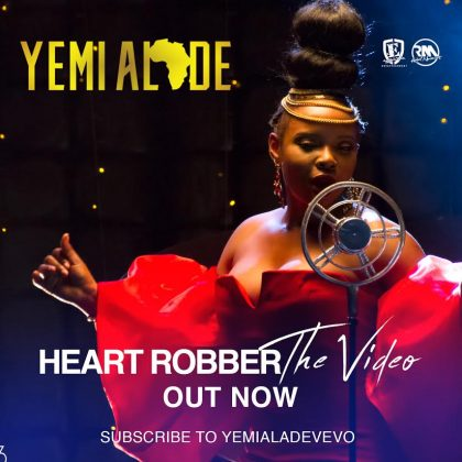 VIDEO: Yemi Alade – Heart Robber
