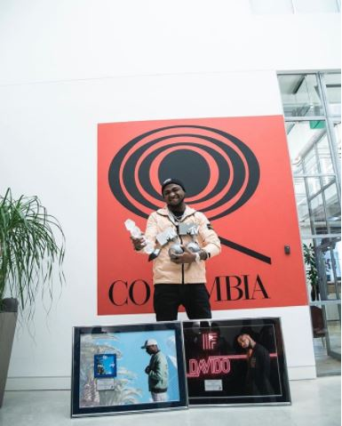 Davido's 'If' Moved Diamond, 'Fall' Moved Platinum In Record Sales