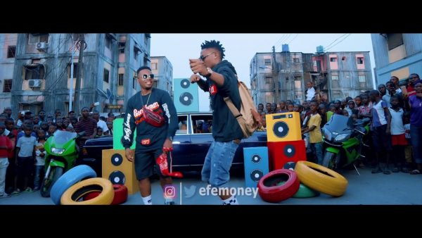 VIDEO: Efe – Warri ft. Olamide