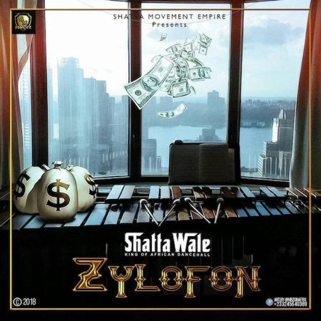Shatta Wale – Zylofon (Prod. by Willis Beatz)