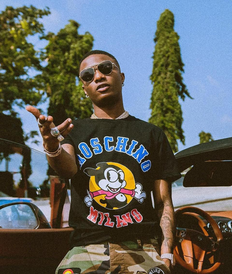 """""""I Have Several Girlfriends & I Don't Hide It From Them"""" – Wizkid"""