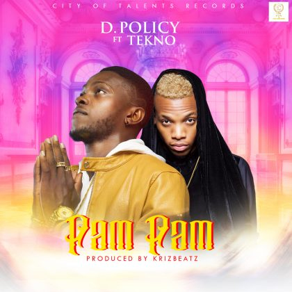 VIDEO: D. Policy ft. Tekno – Pam Pam