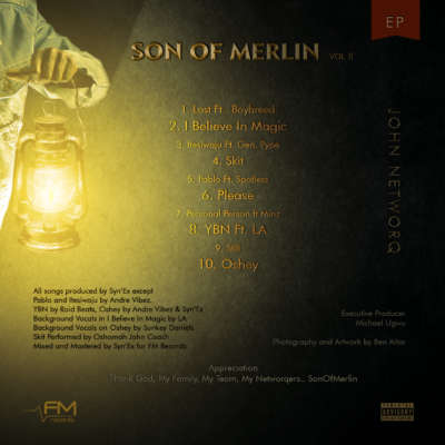 John NetworQ – Son Of Merlin Vol. 2  (E.p)