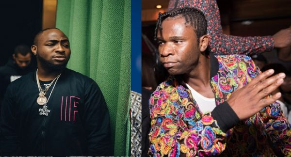 "Speed Darlington Shades Davido On Instagram For ""30 Billion"" Claim (See Post)"