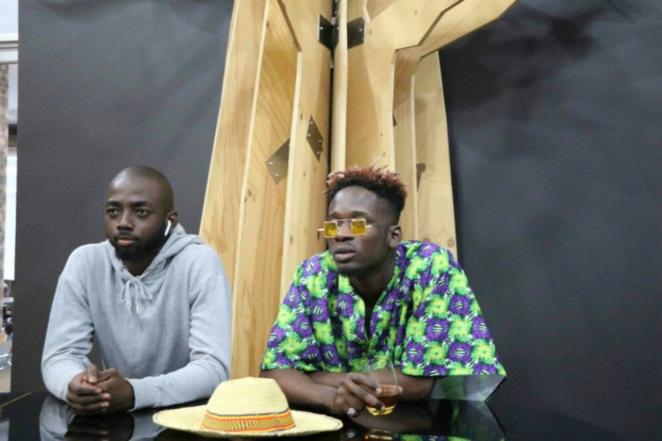 Mr Eazi Launches Label Partners Universal Music Group