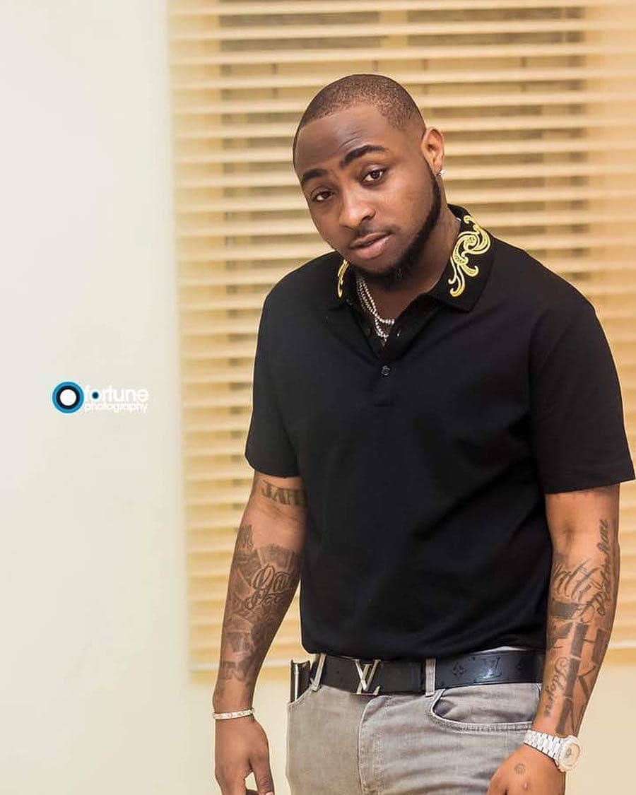 Davido Reveals How Much He Needs To Sort His Life Out