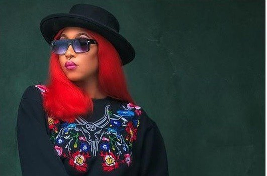 """""""Where Is Cynthia Morgan?"""" – Adesua Etomi Draws Attention To Singer's Disappearance"""