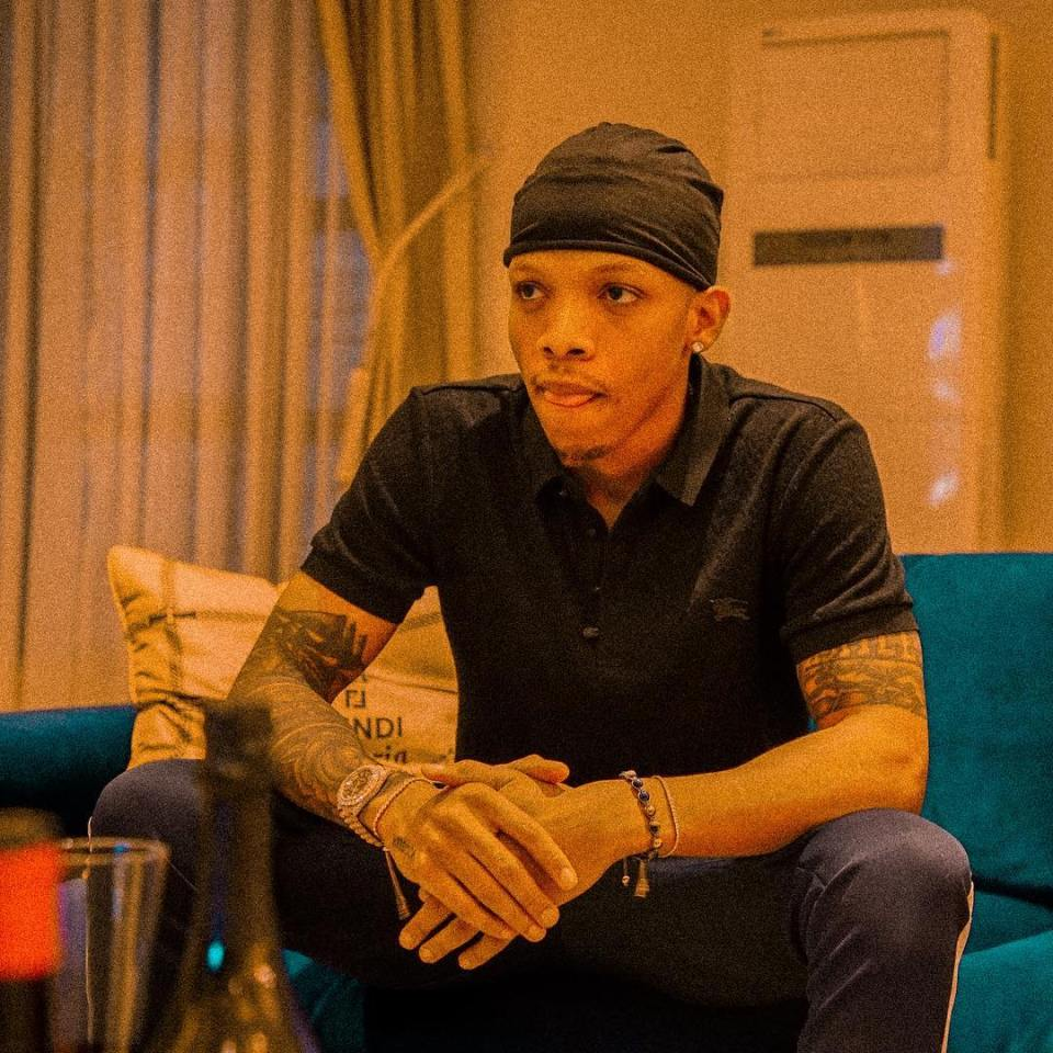 Tekno Promises Winning A Grammy Award