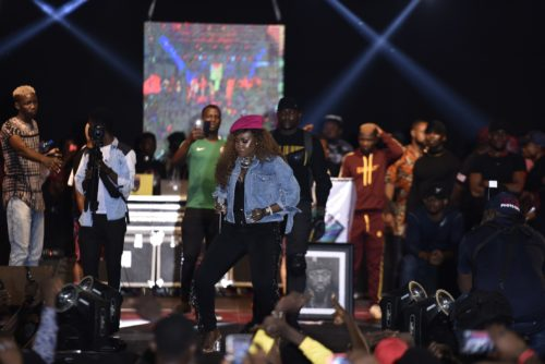 Harrysong sells out the 40,000 capacity Warri City Stadium