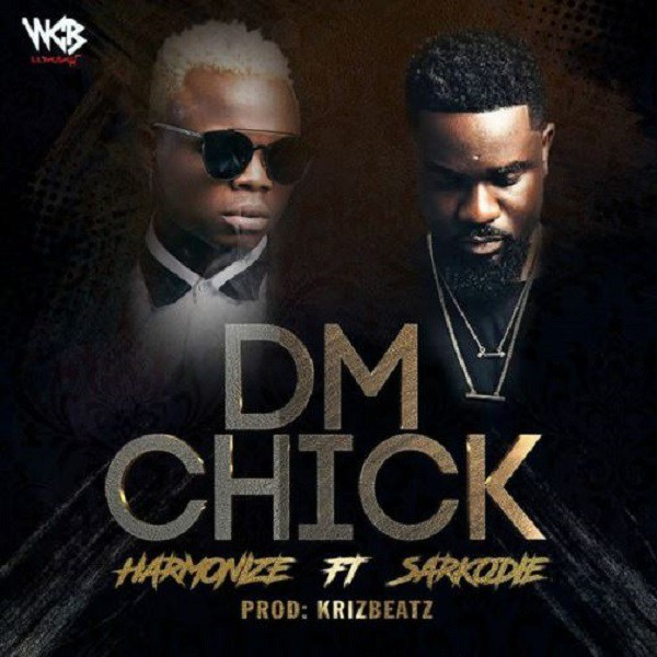 VIDEO: Harmonize ft. Sarkodie – DM Chick